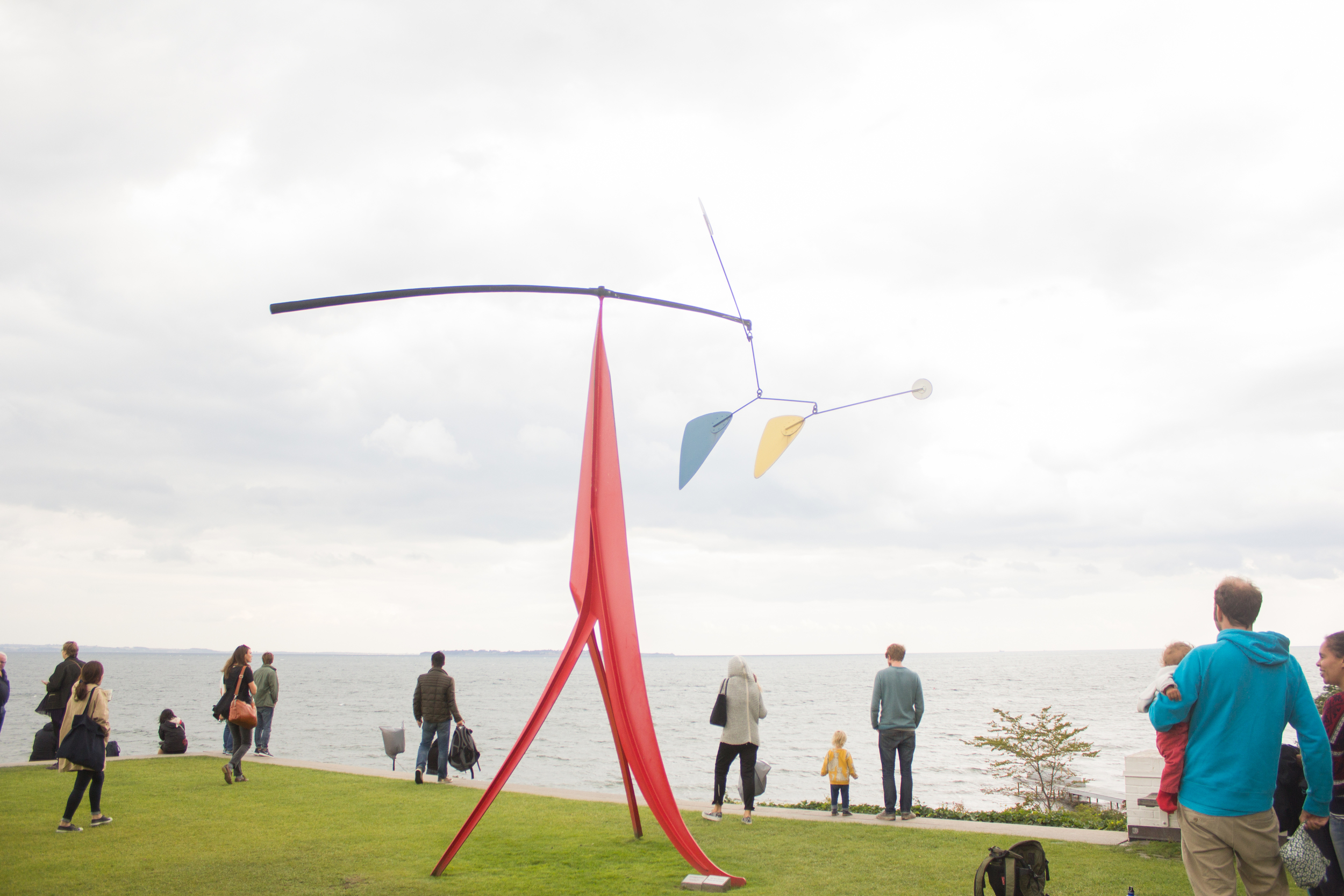 Alexander calder at Louisiana, Copenhagen | Seeds and Stitches blog