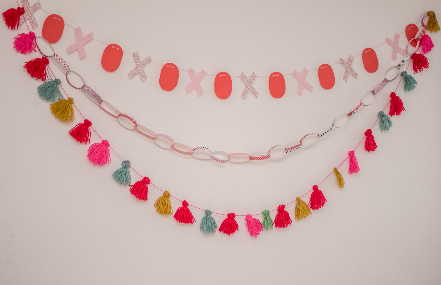 Galentines/Valentines DIY decoration ideas | Seeds and Stitches blog
