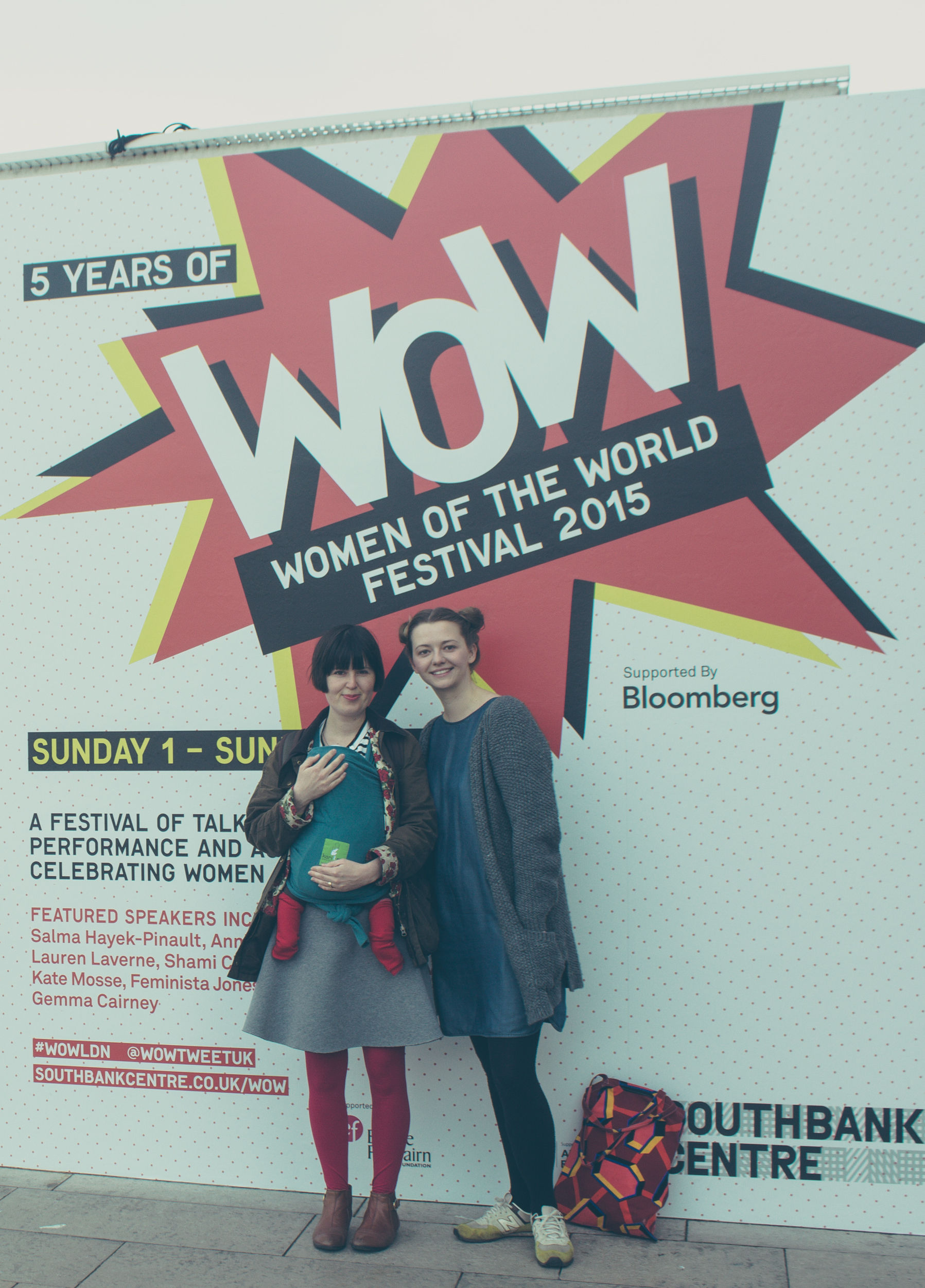 WOW Festival | Seeds and Stitches blog
