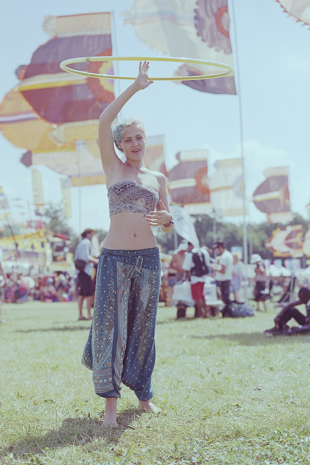 PHOTO TAKEN AT LAST YEARS WOMAD BY  DAVE BULLIVANT