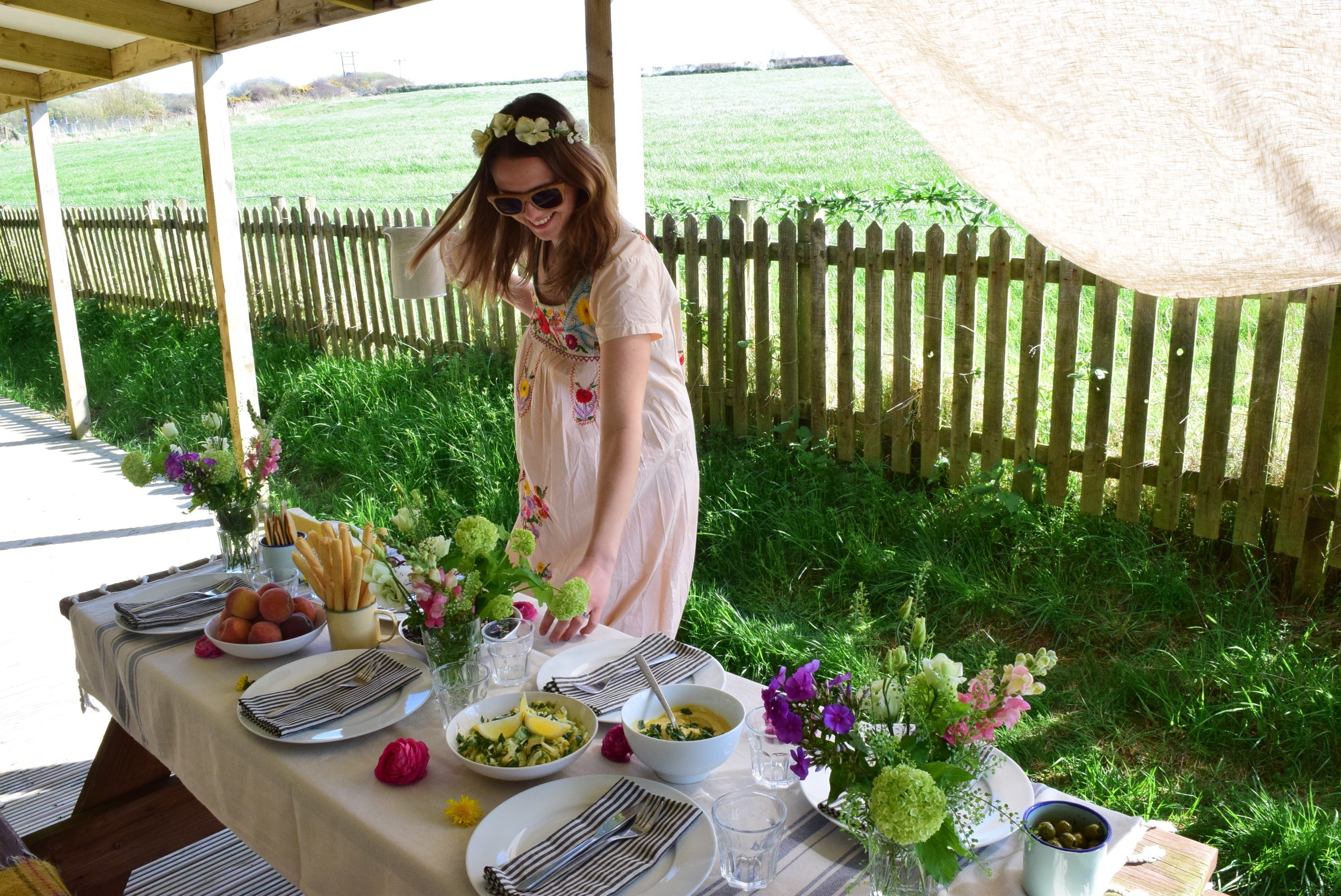 Summer entertaining  | Seeds and Stitches blog