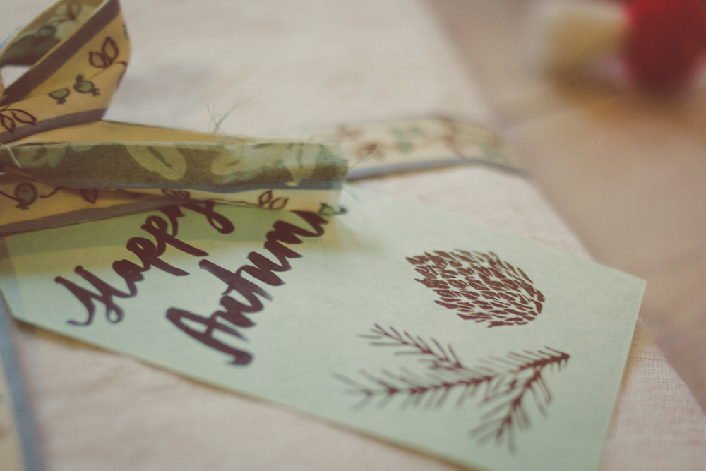 Celebrating Autumn with kids | Seeds and Stitches blog