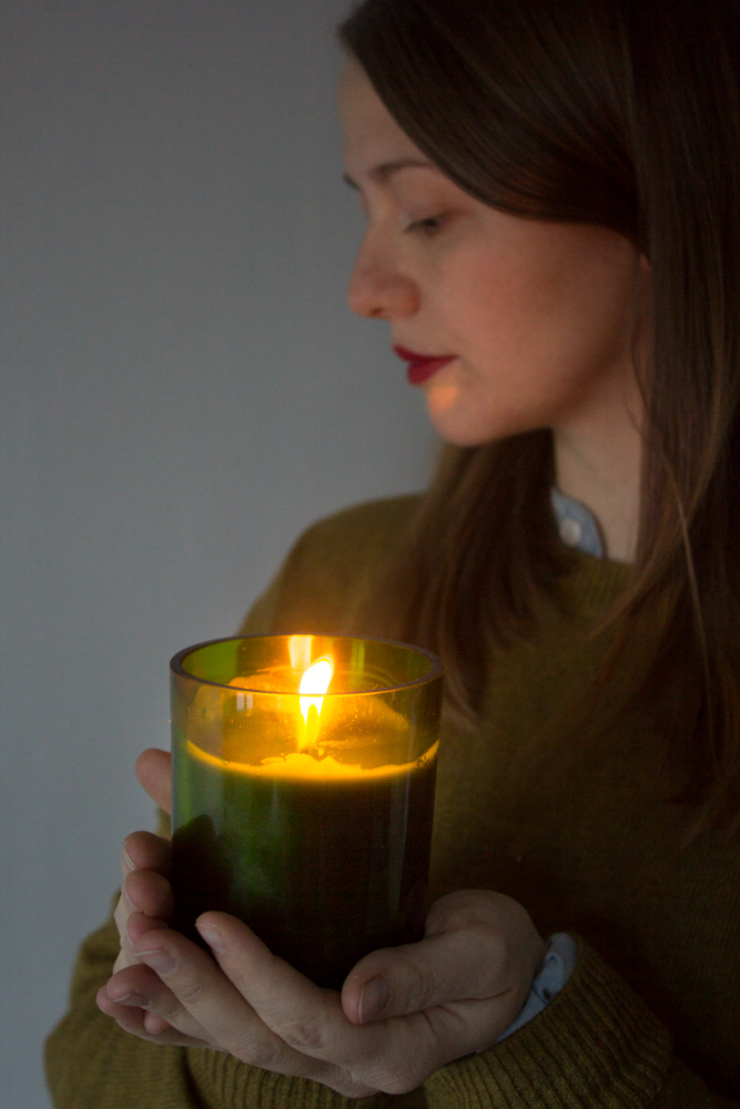 Candle light | Seeds and Stitches blog