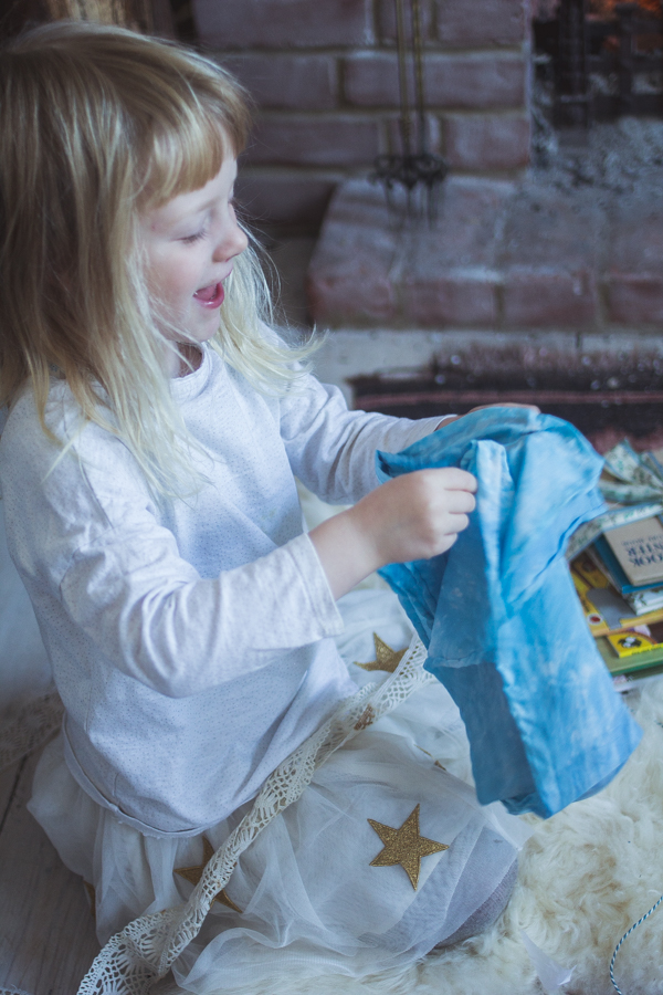 Celebrating winter with children | Seeds and Stitches blog
