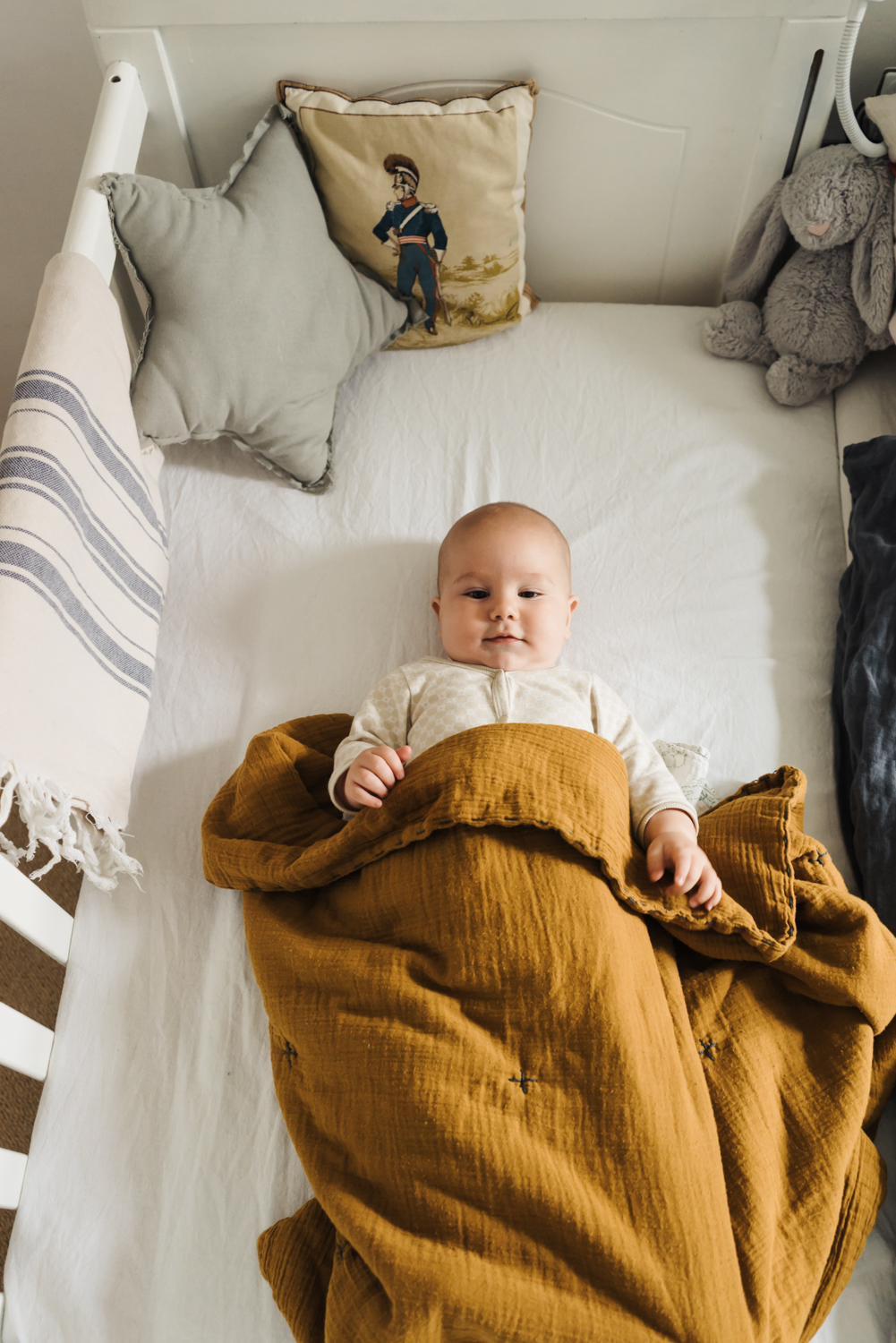 A gentle approach to baby sleep