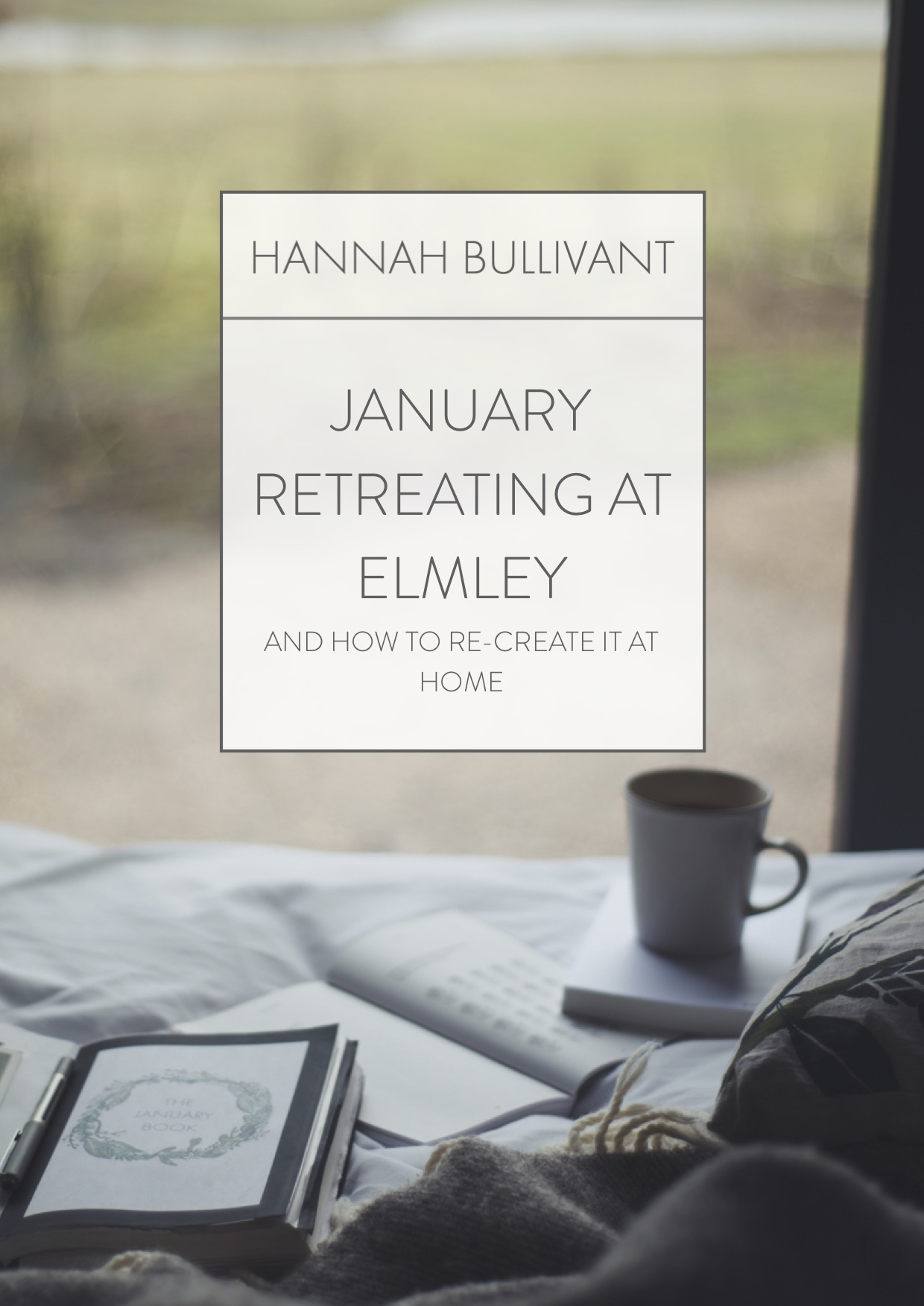 January Retreating | Hannah Bullivant