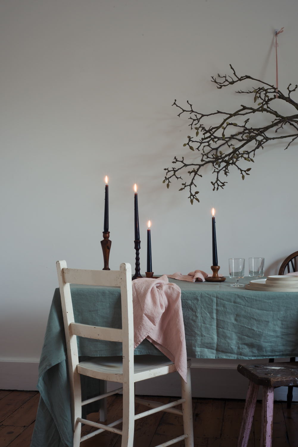 Early Spring table | Hannah Bullivant
