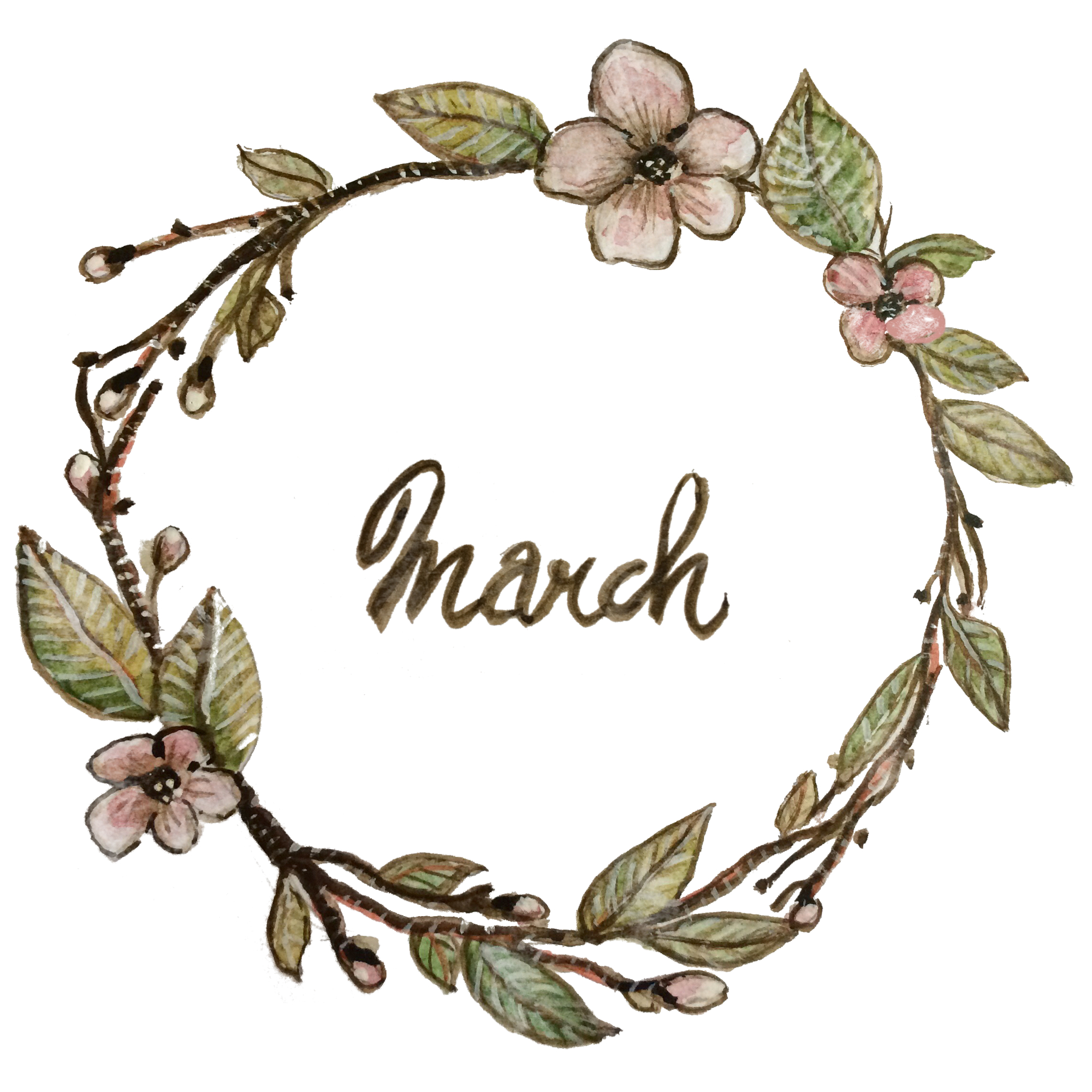 March by Emilie Maguin