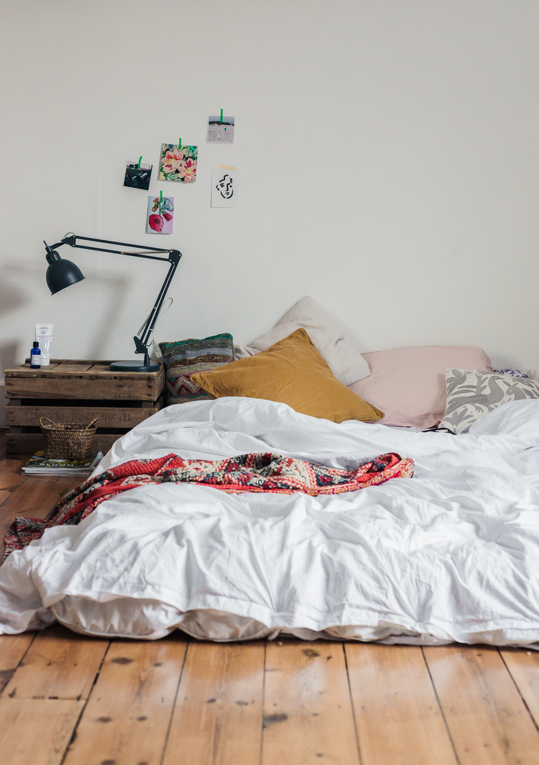How to make space for yourself when you feel overwhelmed.