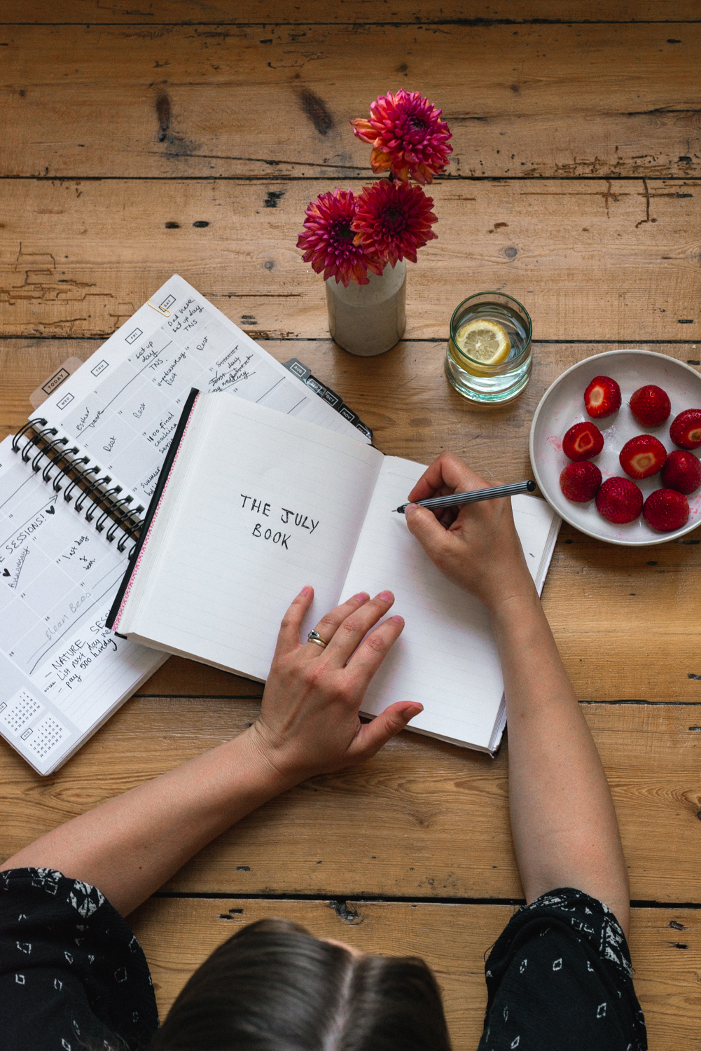 The July Book: a  free mid year review guide. | Hannah Bullivant