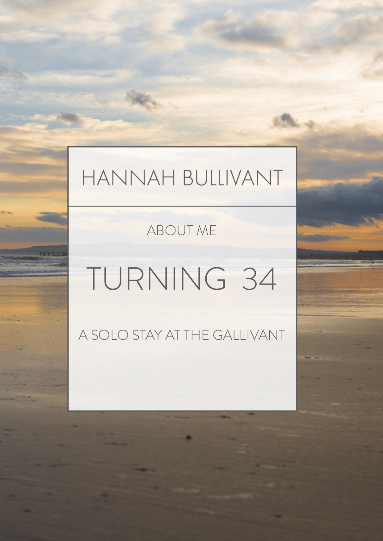 The Gallivant  | Hannahbullivant.com