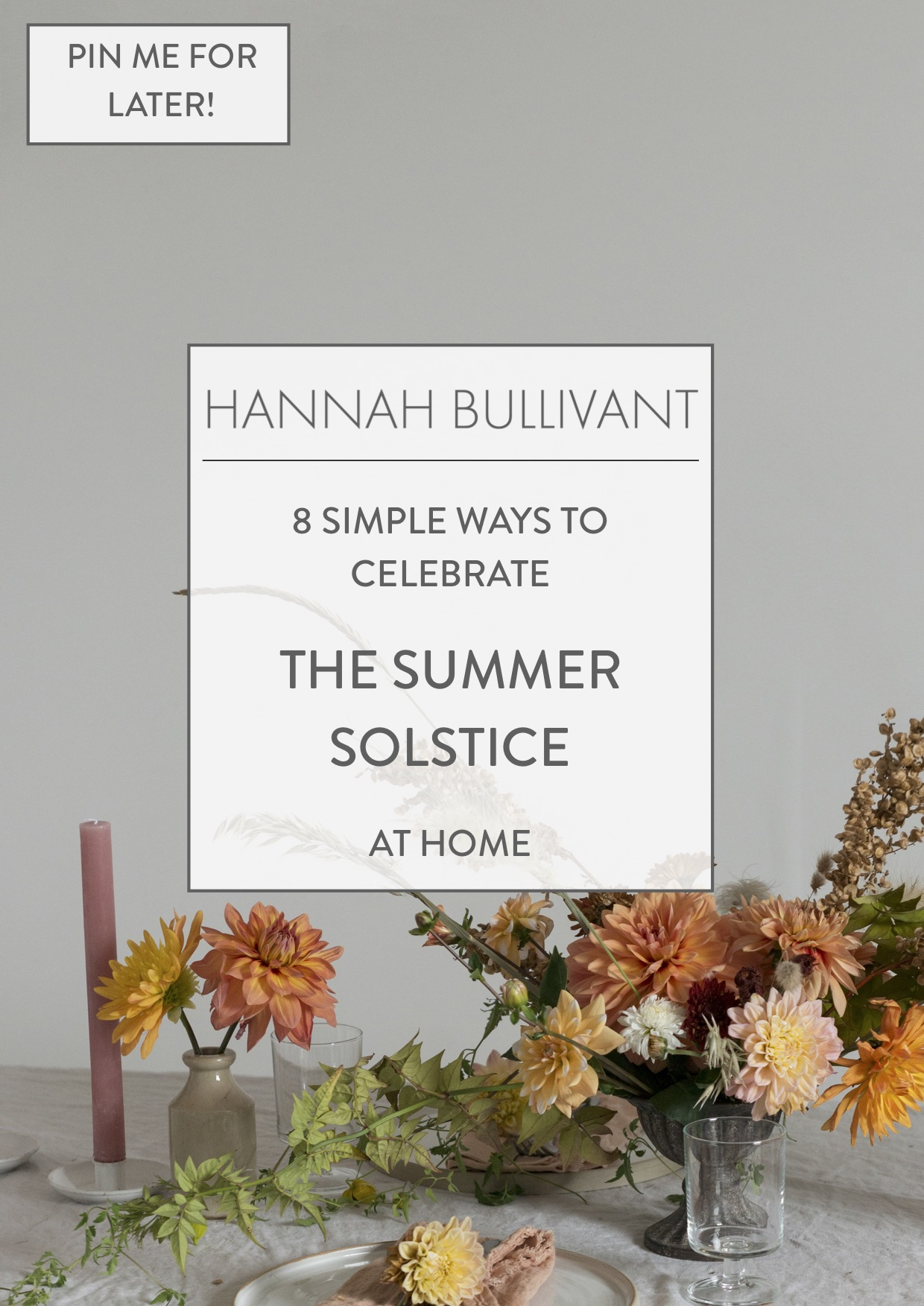 8 simple ways to celebrate the solstice at home, solstice journalling prompts, mid year review, solstice reflections, solstice celebrations at home, solstice dinner party