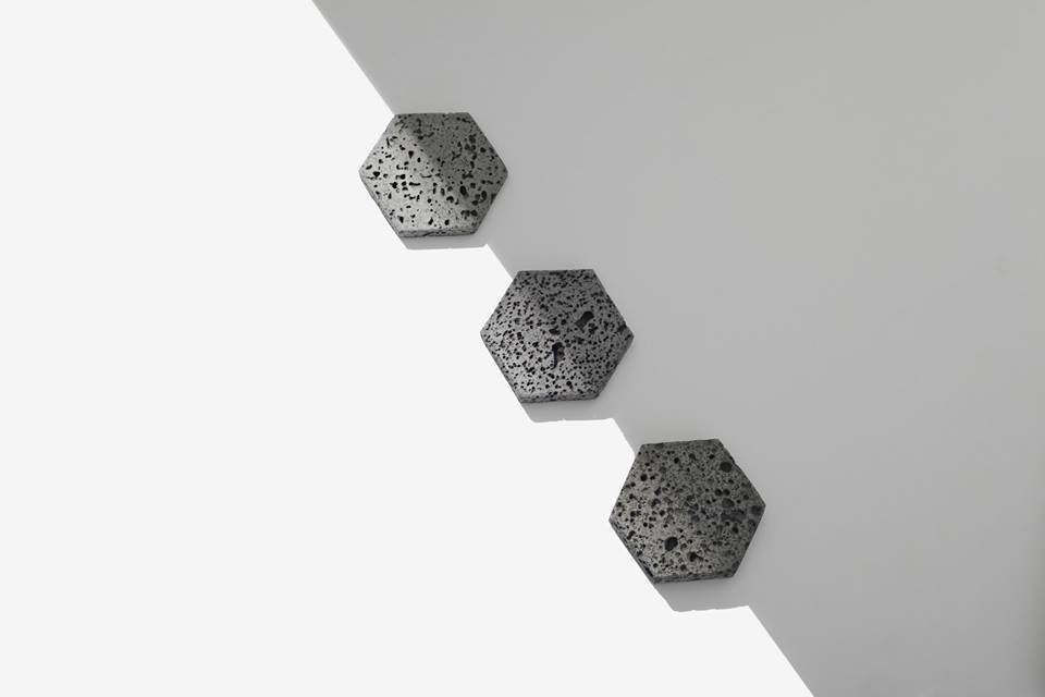 JEONGHWA SEO - Basalt Stationery Series
