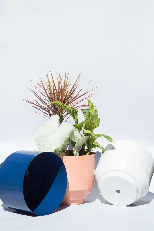 YIELD - Outdoor Spun Planter