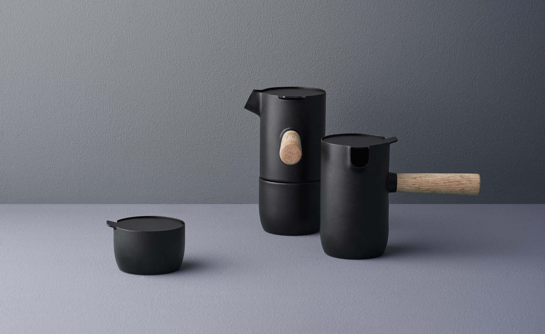 Collar Stelton Coffee Set