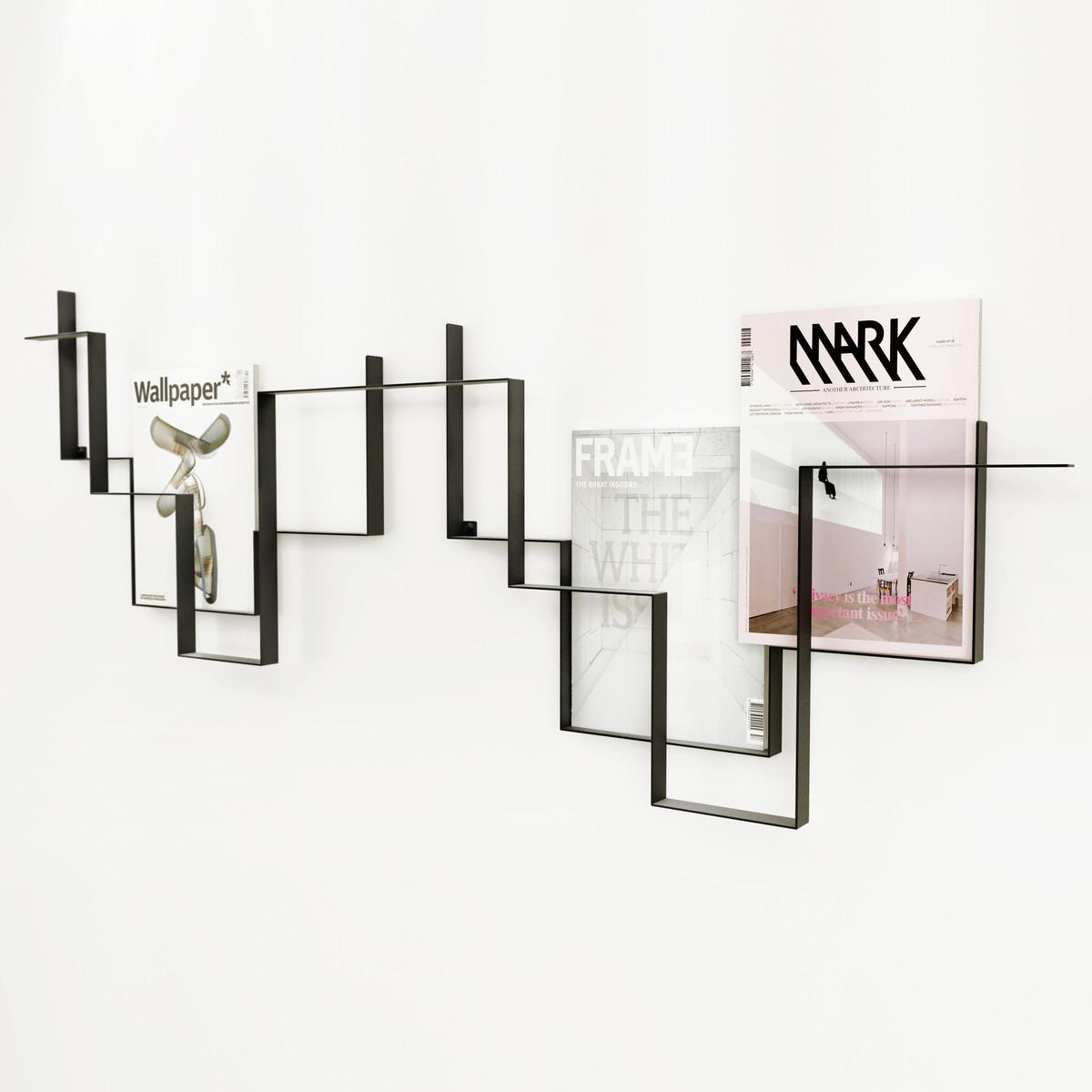 FREDERIK ROIJÉ – Guidelines Magazine Rack