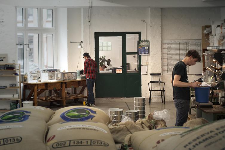 Five Elephant Coffee Berlin