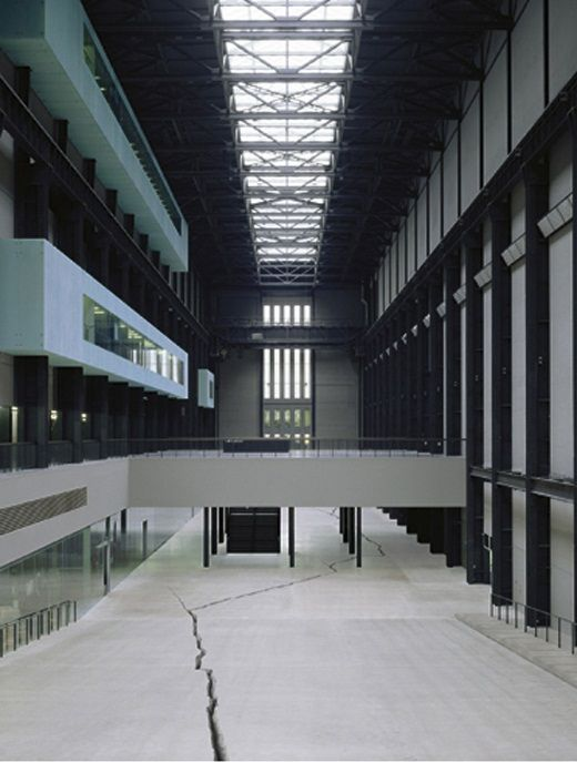 My favorite museum. The Tate Modern in London.