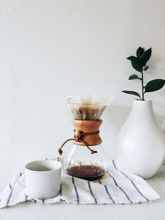 Chemex Coffee Maker - My daily companion