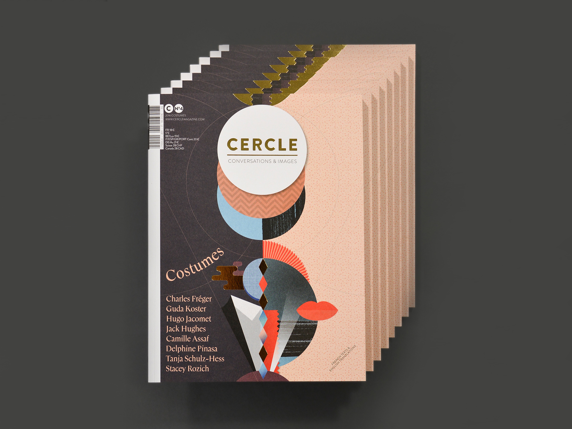cercle magazine
