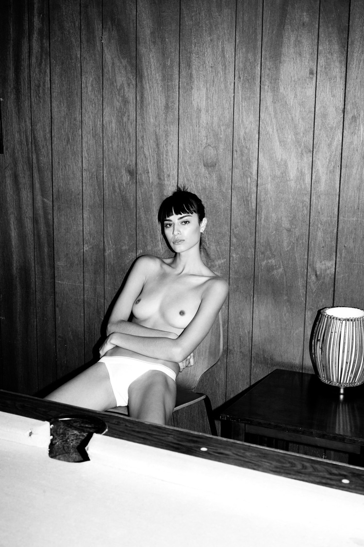 Claire Rothstein – Margaux Brooke for P Magazin