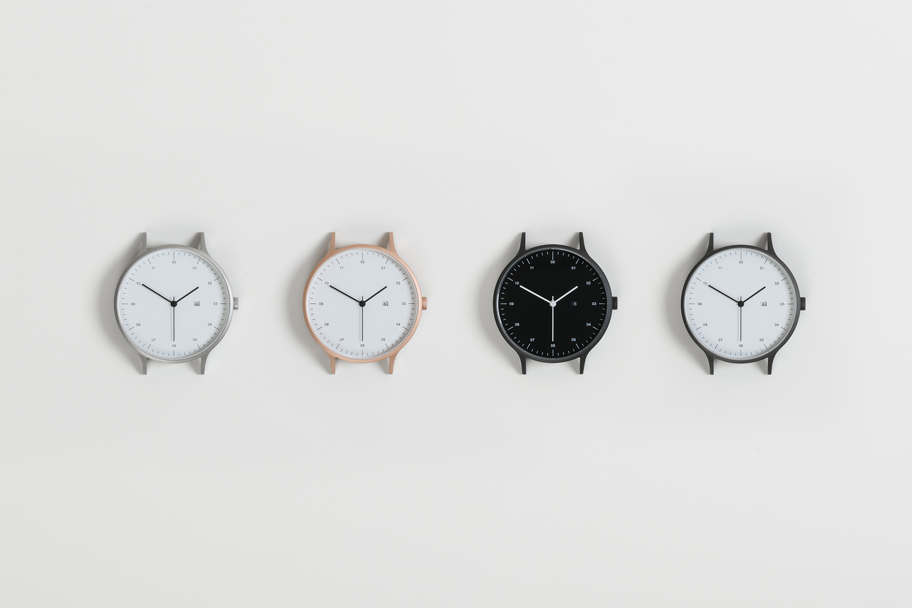 Instrmnt - Minimalist Steel Watch