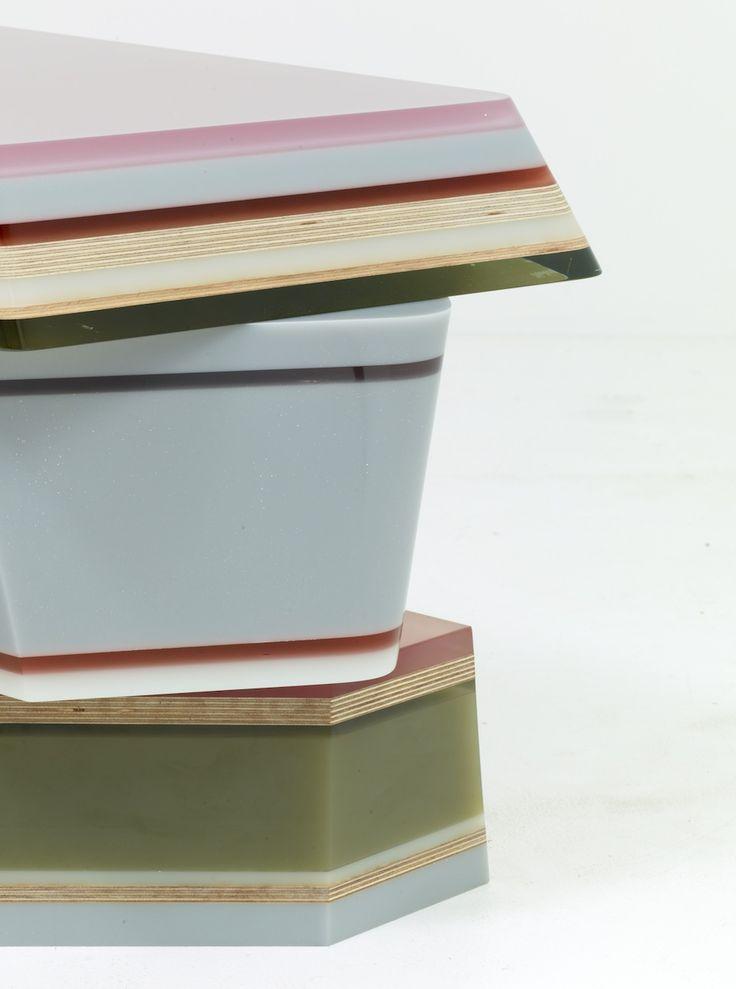 Hella Jongerius - Gemstone Tables (2013)