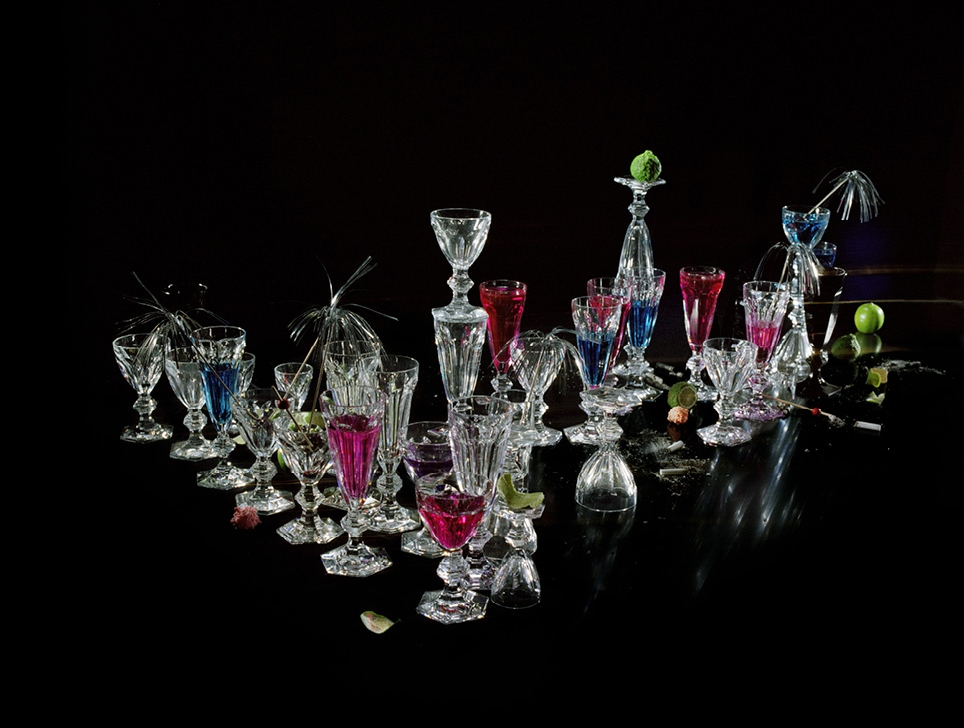 Philippe Jarrigeon -Baccarat, Harcount Bday (2011)