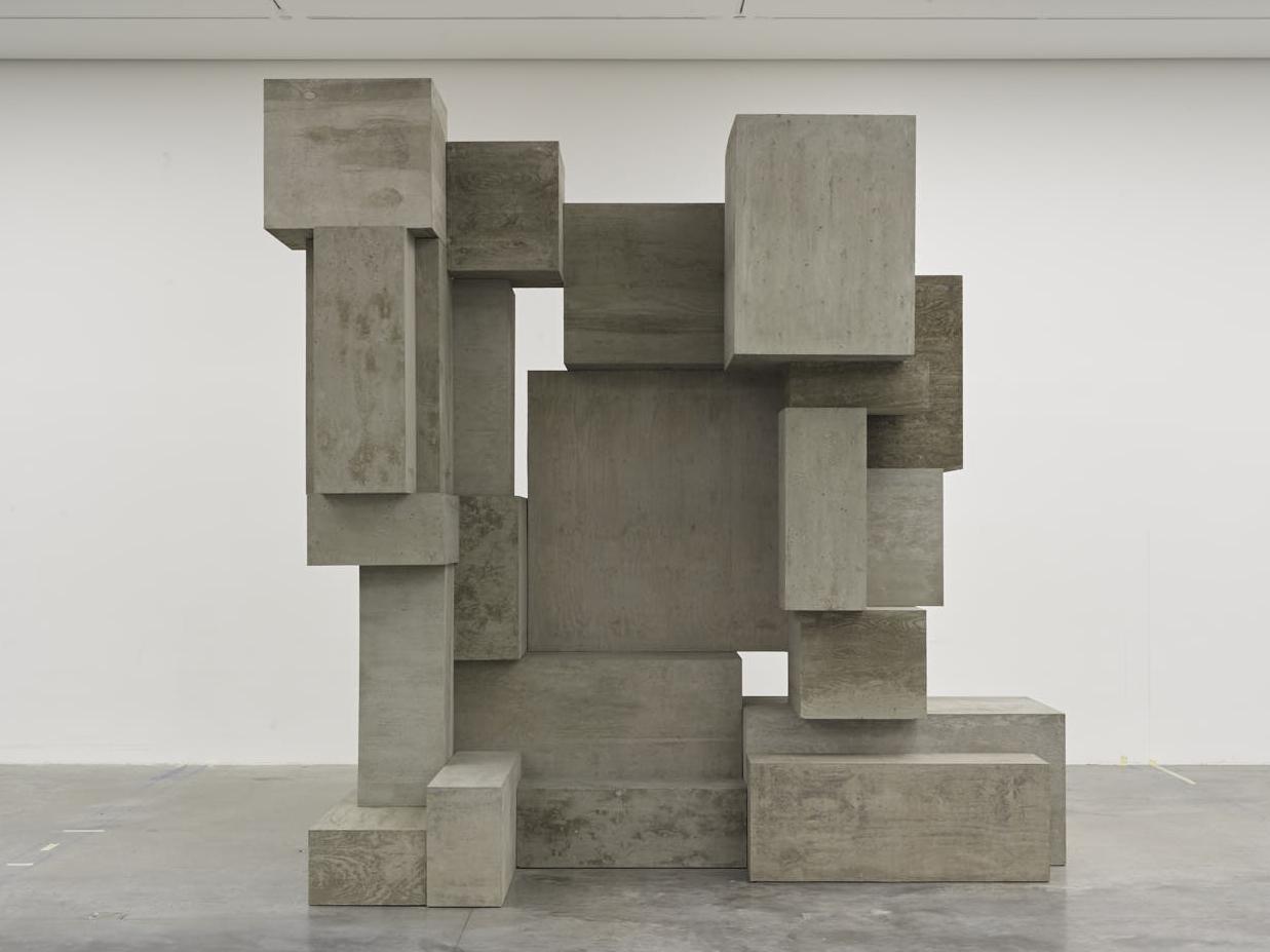 Anthony Gormley -Block (2016)