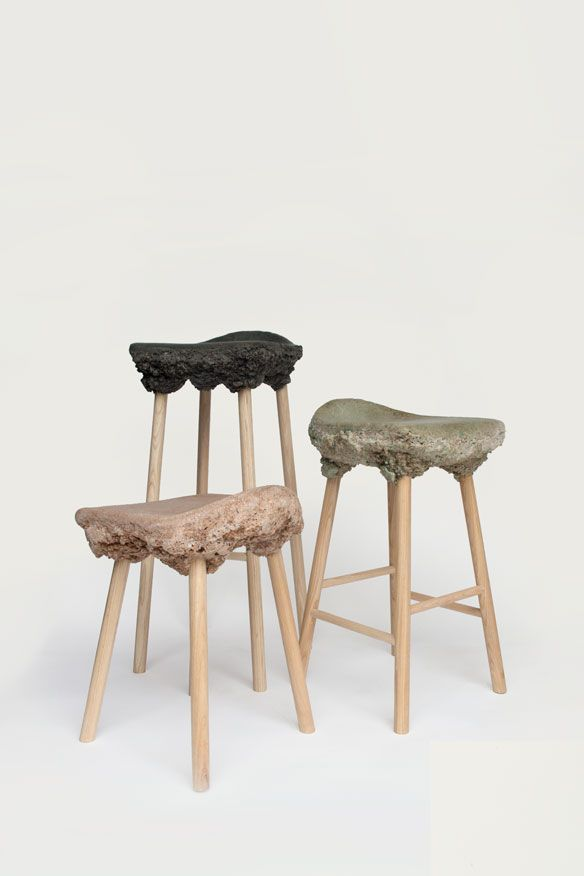 James Shaw and Marjan Van Aubel - Well Proven Chair