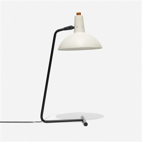 Harry Gitlin,Table Lamp, Model T9,1951