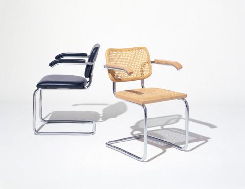 Marcel Breuer, Cesca Side Chair (model B32),1928