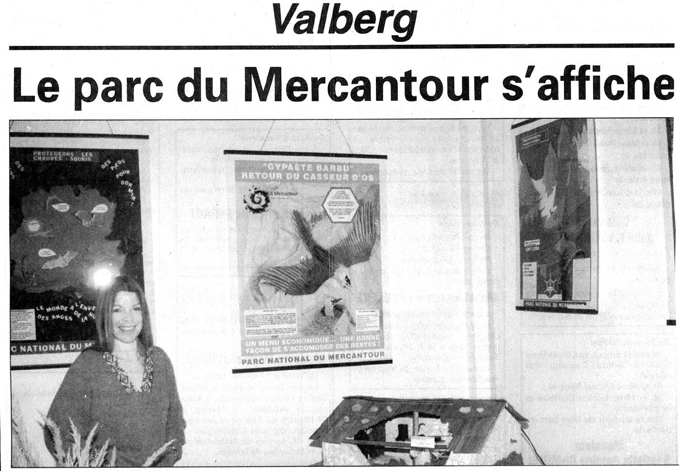 (Nice-Matin - Valberg, 1996 - Photo Louis Bourgue)