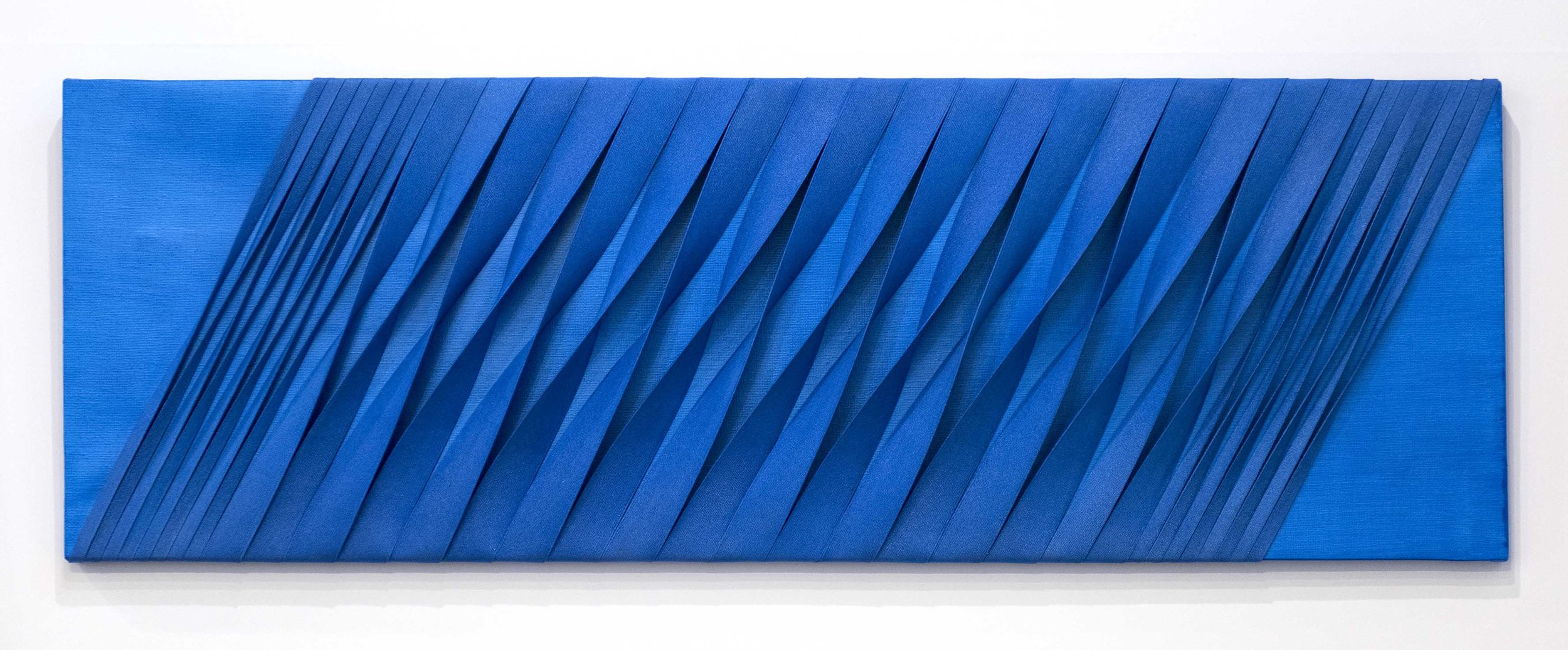 Spazio Estroflesso Blu Cobalto, 2011