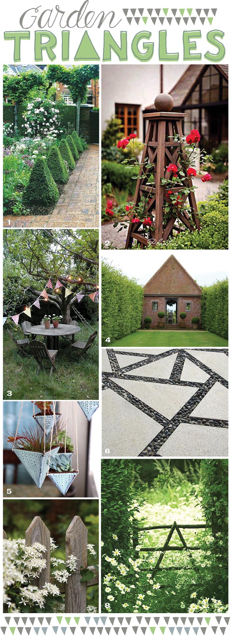 Garden Triangles