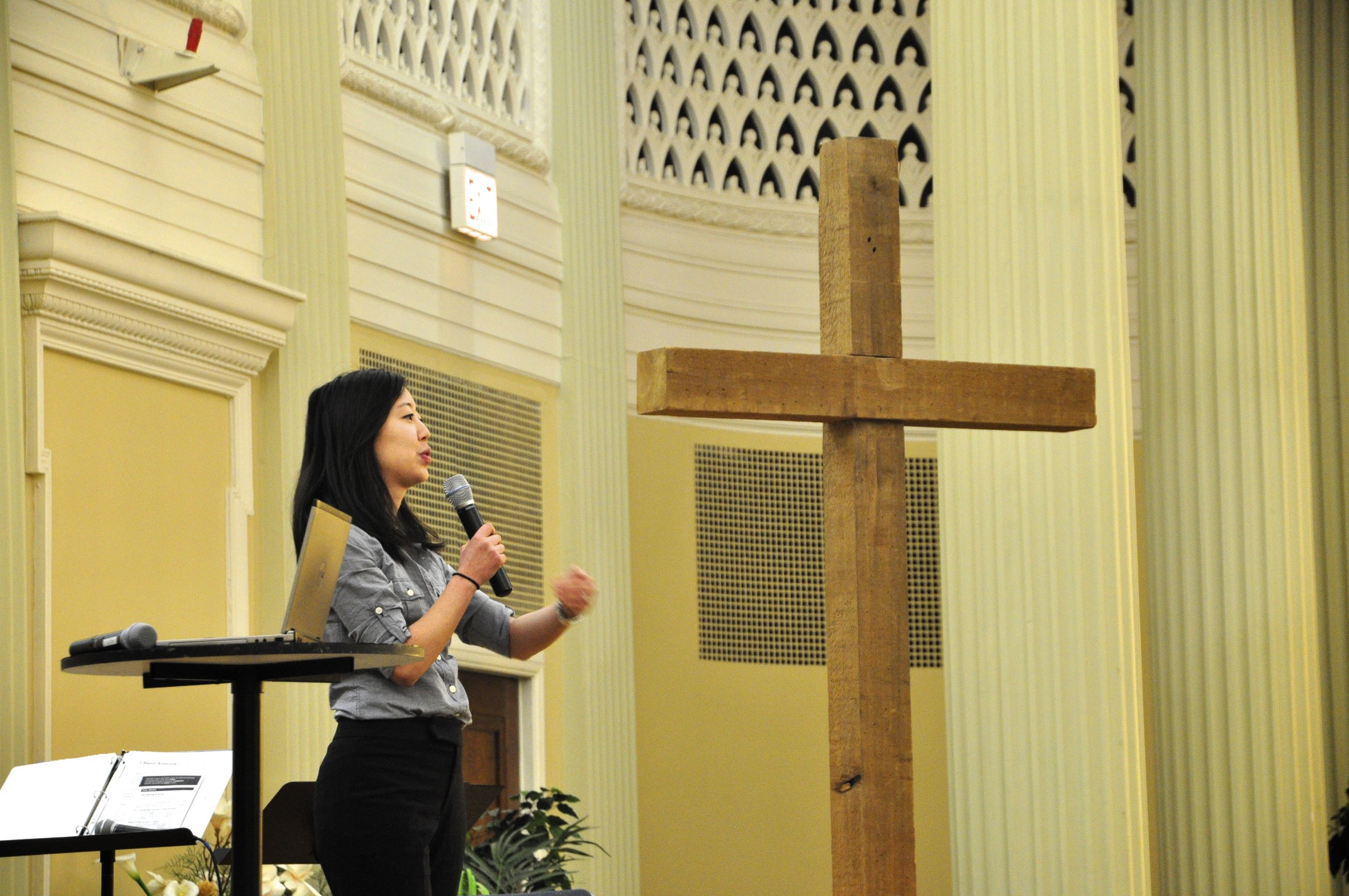 Immigration advocate Jenny Yang overcomes reluctance to speak up      FORBES