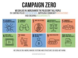 http://www.joincampaignzero.org/#vision
