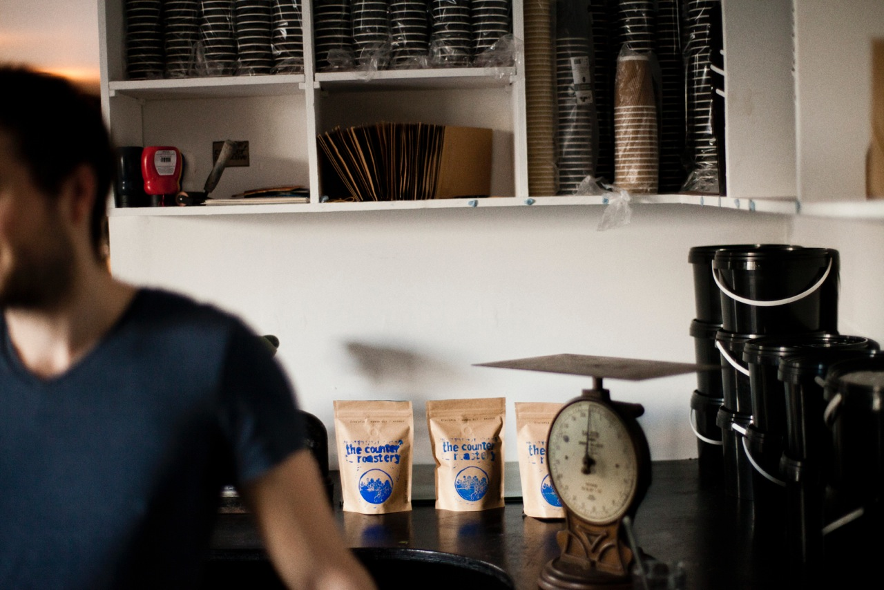 At the moment they offer a washed Santa Maria de Lourdes, Nicaraguan for espresso and a washed Agustino Forest, Columbian with milk.