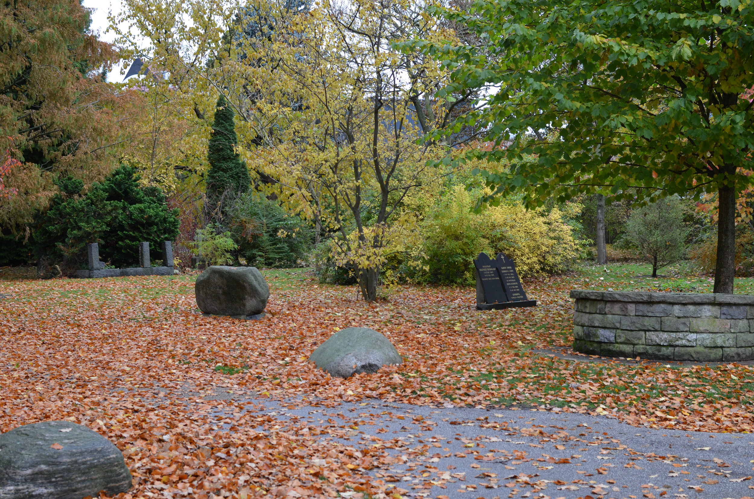 Famous Assistens Cemetery