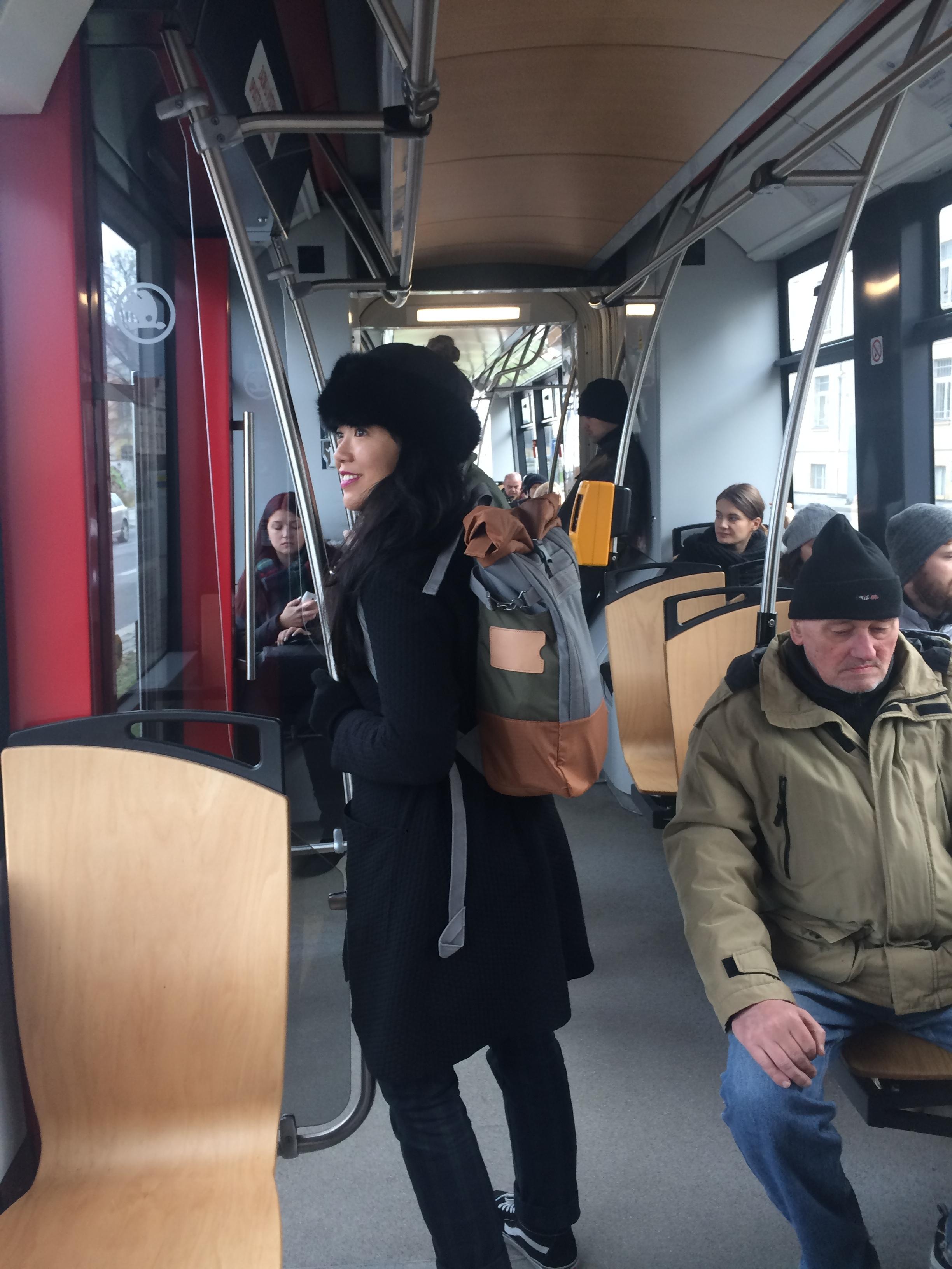 Warm, Clean Trams