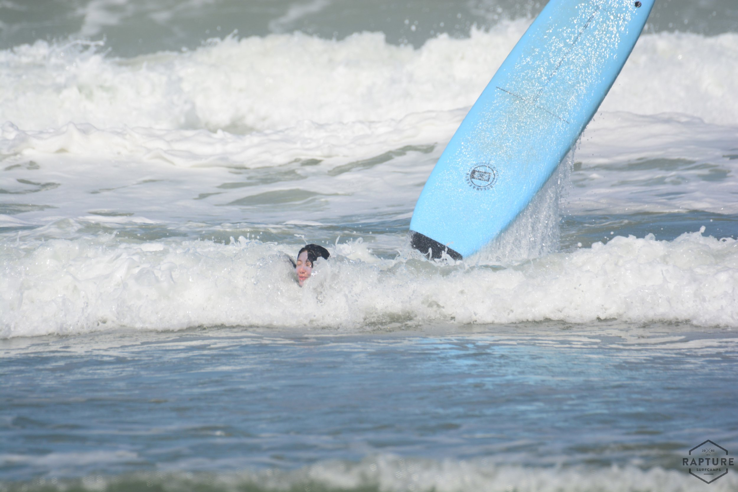 Wipe outs (Lots)
