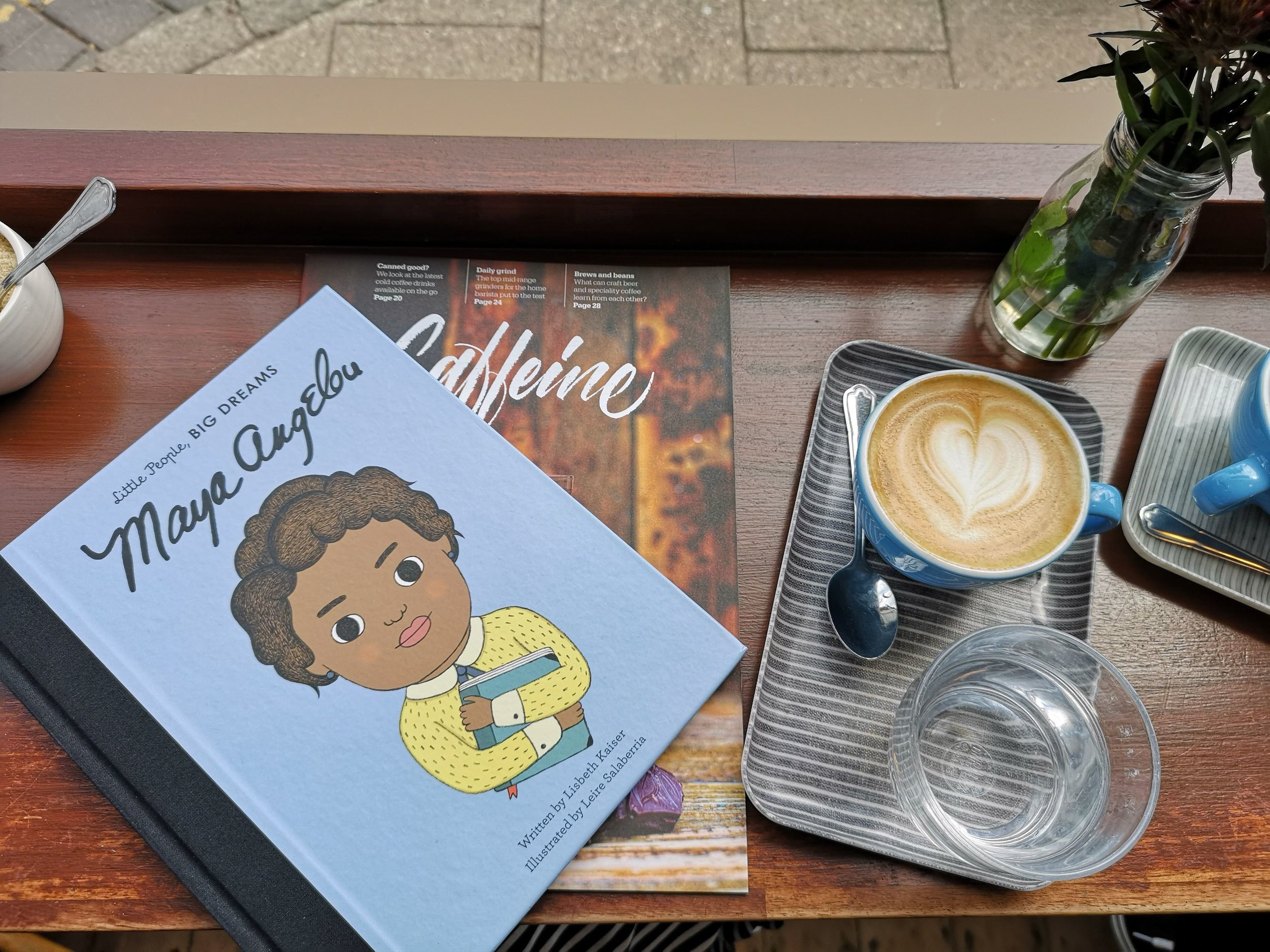 Coffee Blueprint Whitstable