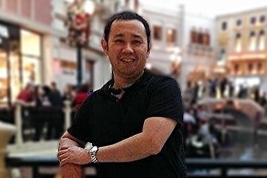 Troy Chandra,    Head Coach of Suria Badminton Centre