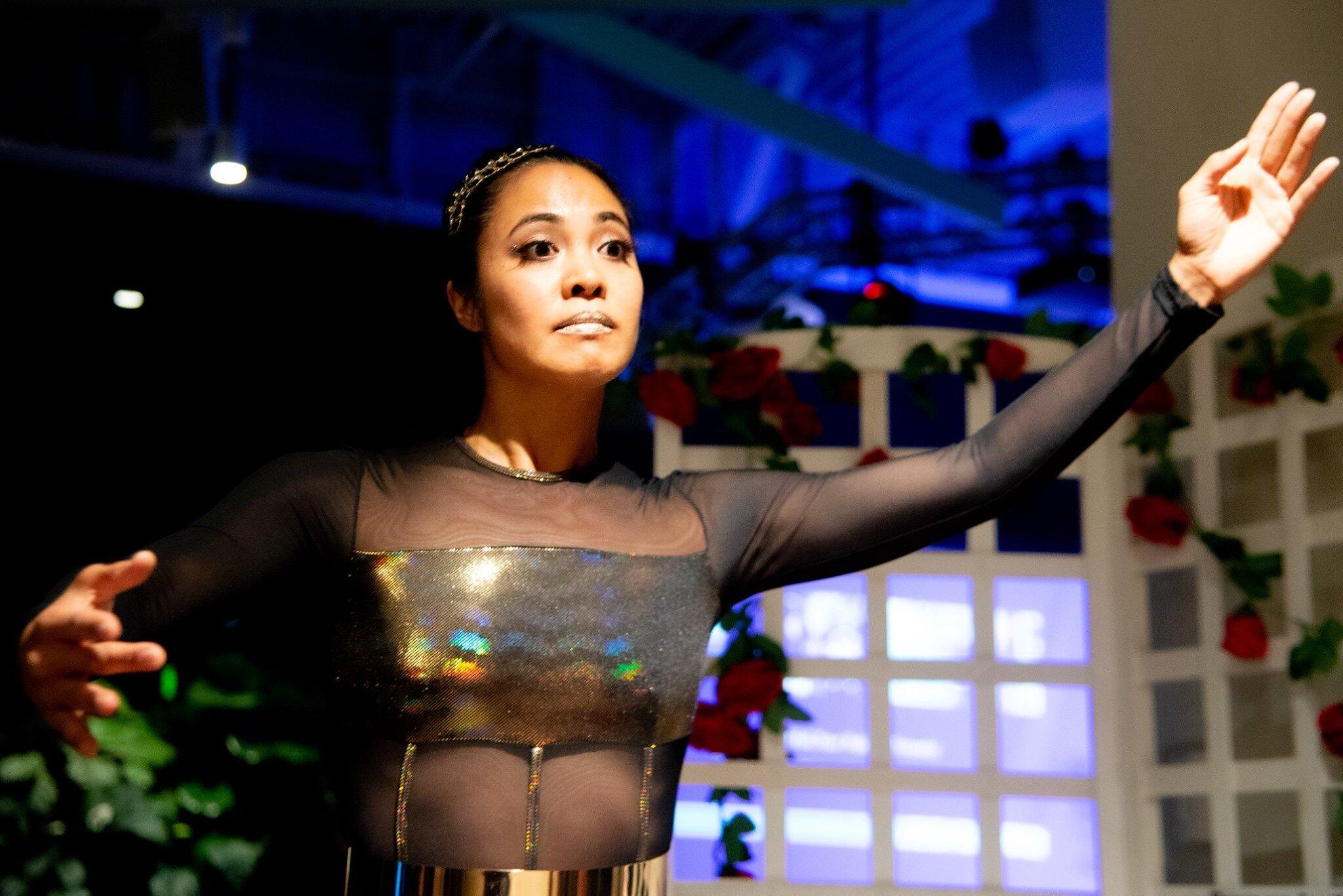 Midnight Automaton - A choreographed animation of a Golden Handmaiden automaton.