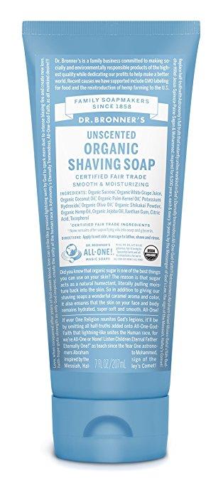 Shaving Soap!