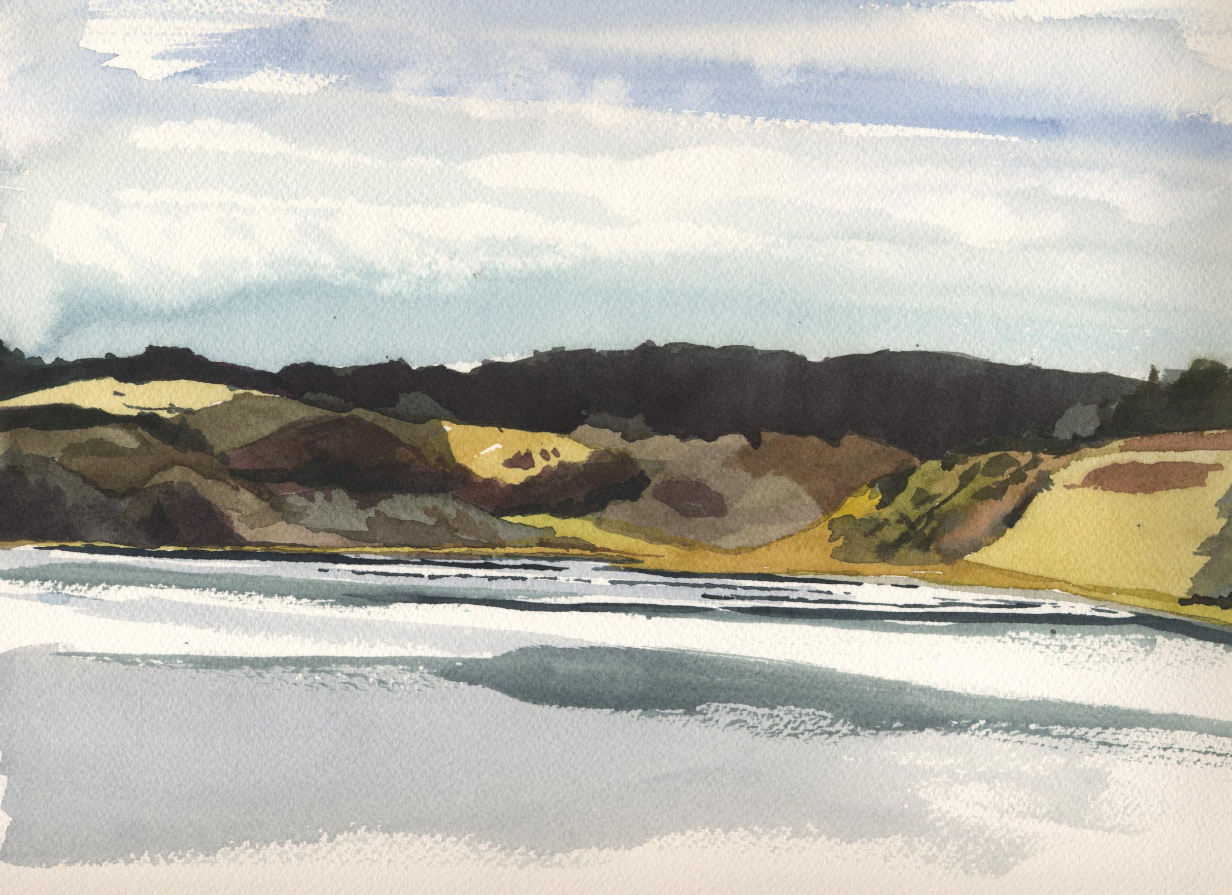 Watercolor Bolinas Lagoon 4.jpg