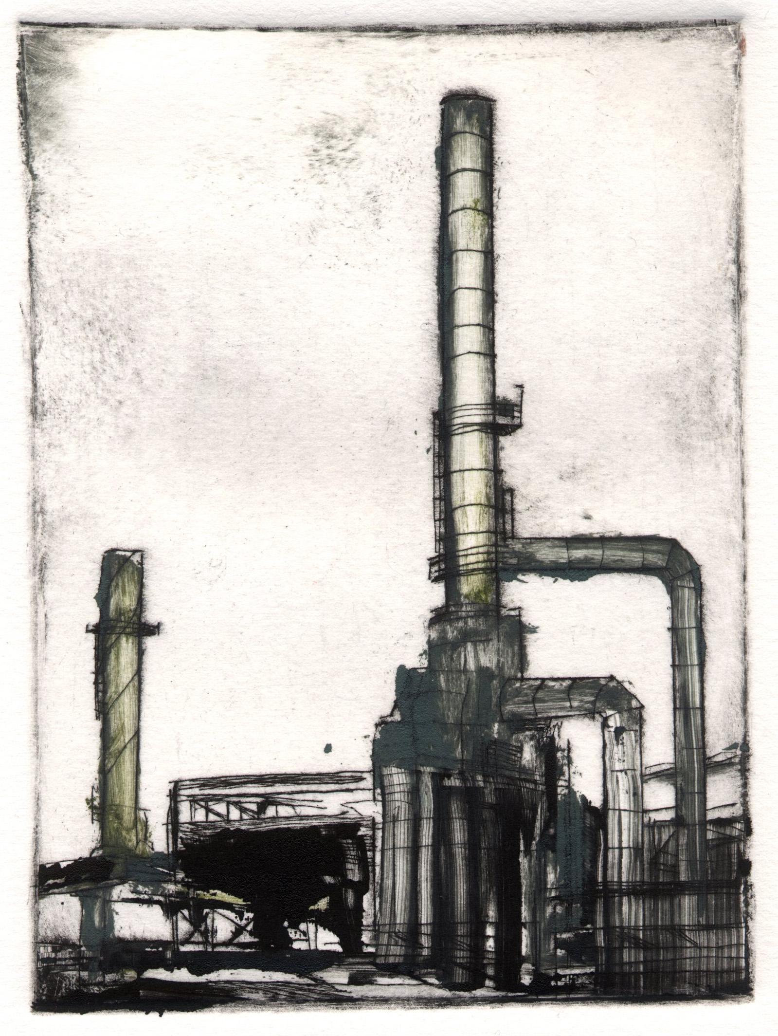 Monoprint Refinery.jpg