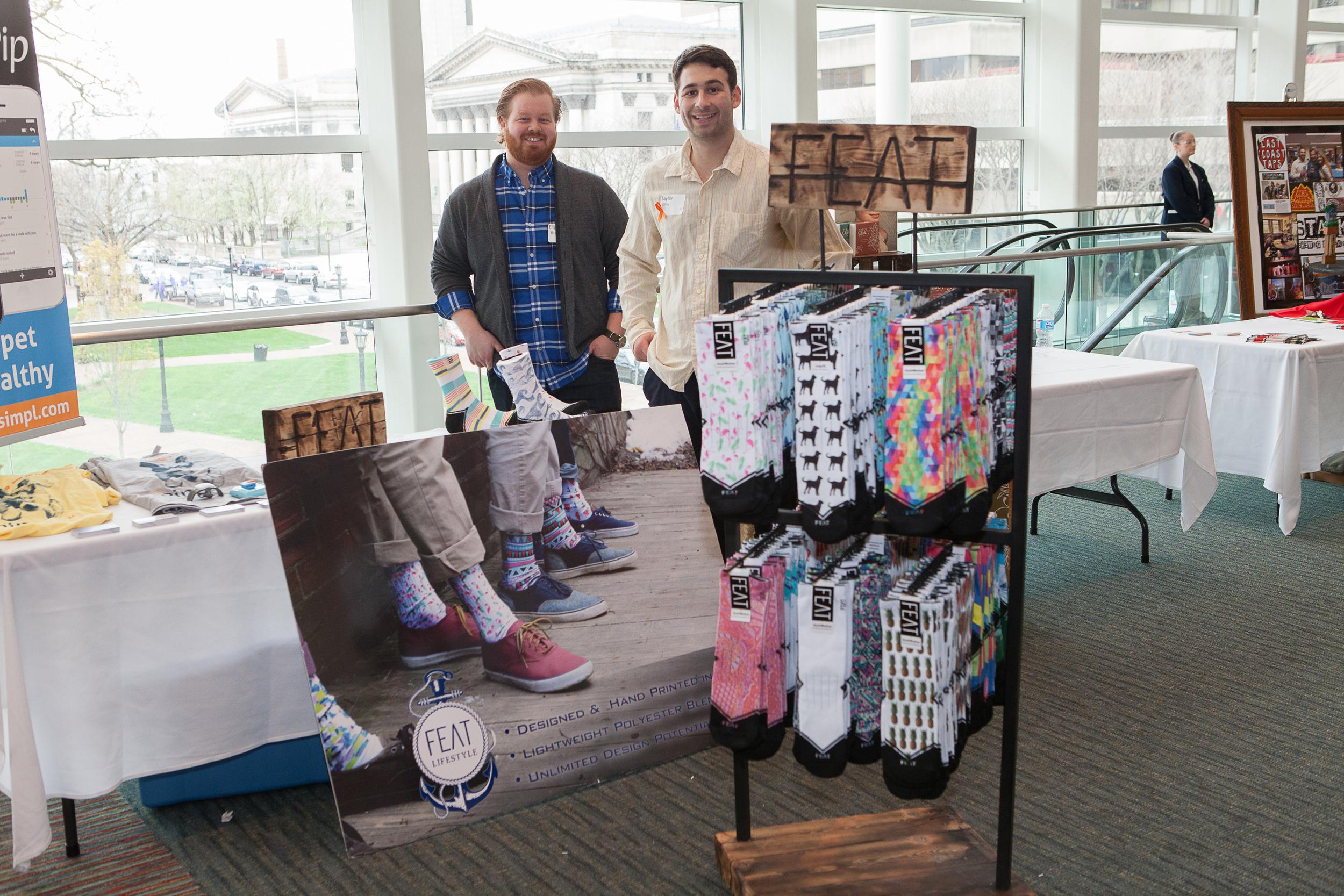 FEAT Socks   2015   Showcase
