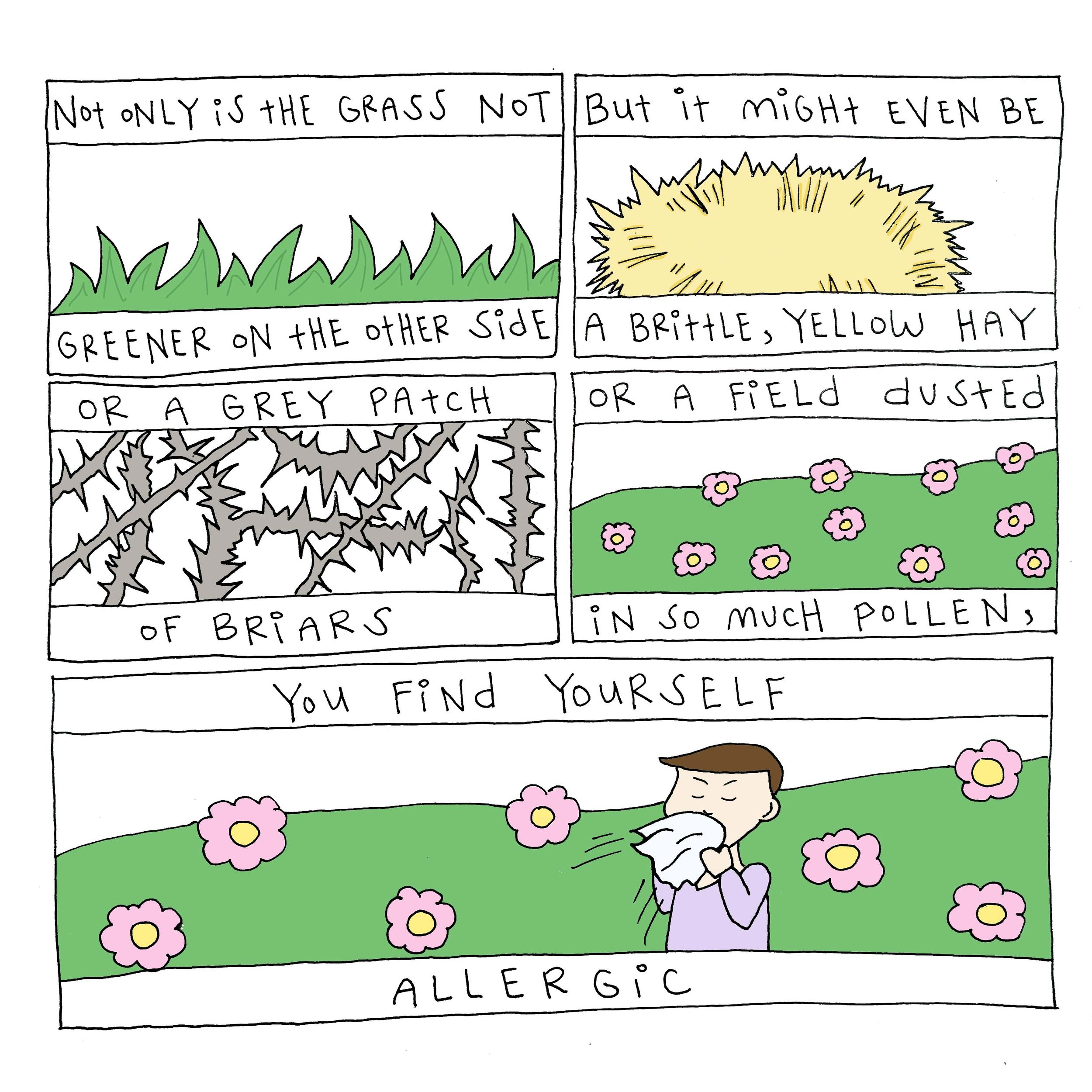 You Find Yourself Allergic.JPG