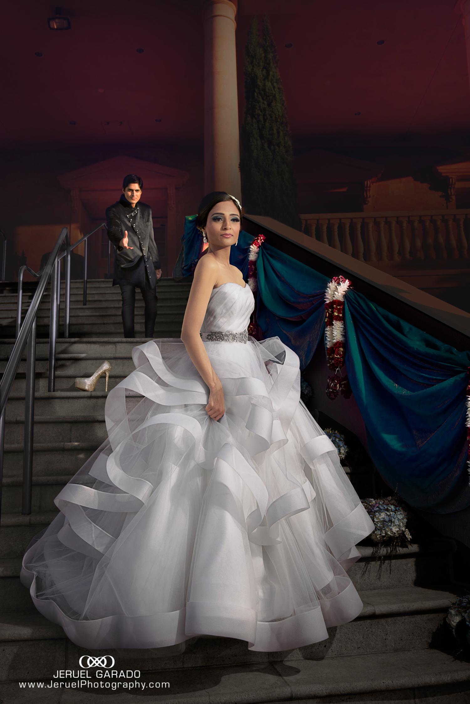 Cinderella shoot